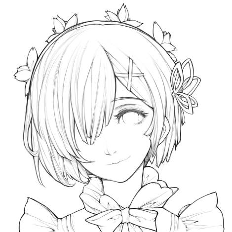 Rem from Re-Zero